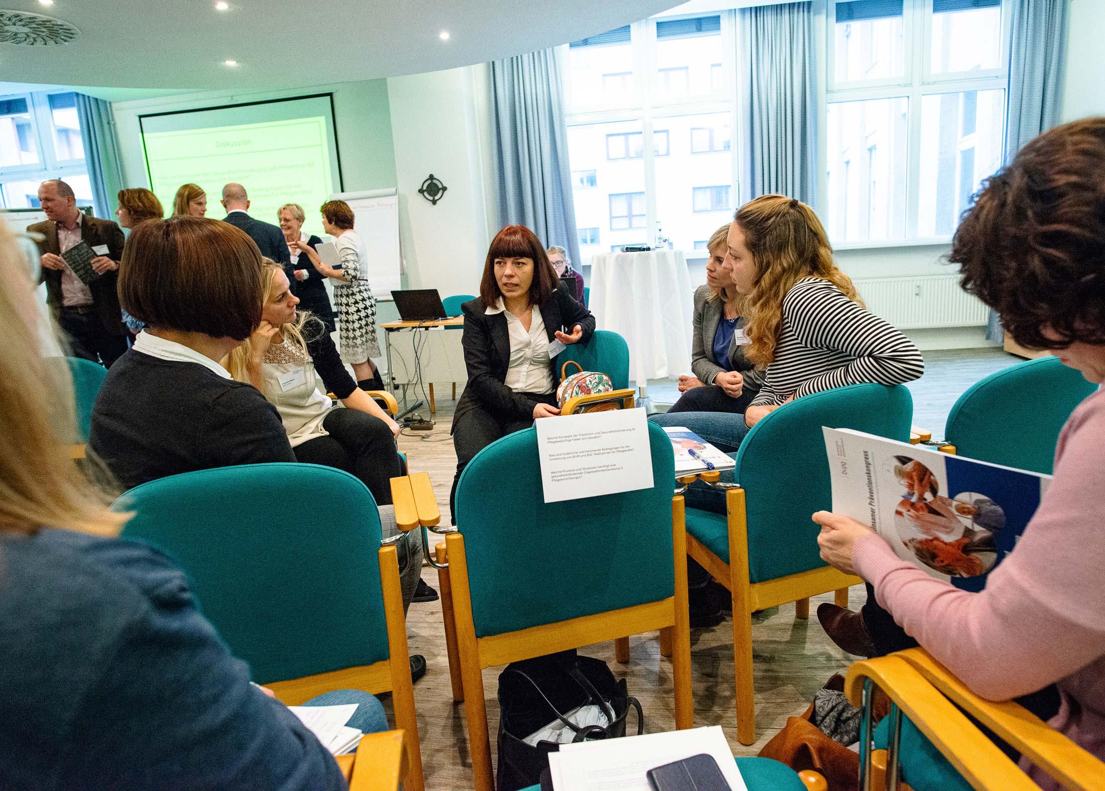 Impressionen des 9. gemeinsamen Präventionskongresses