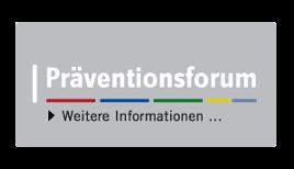 Logo des Praeventionsforums